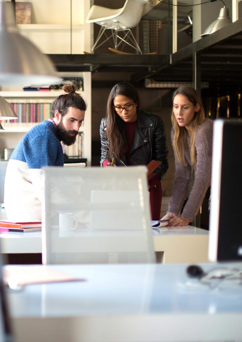 helpen groeien van ondernemers